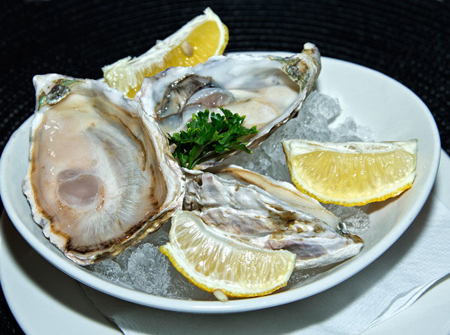 Namibian Oysters - order per piece