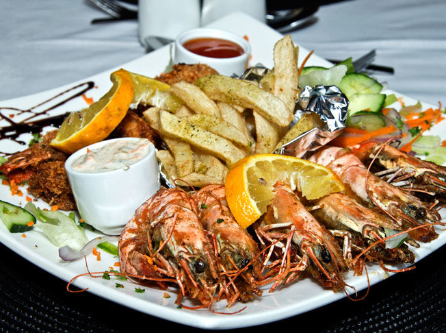 Medley of Seafood